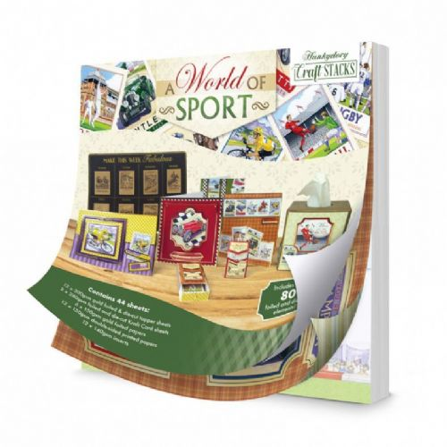 A World of Sport Craft Stack